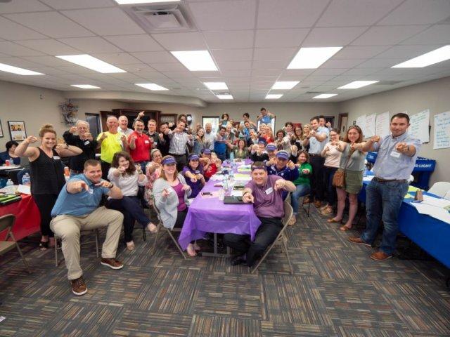 Pittsburg Volunteer Group